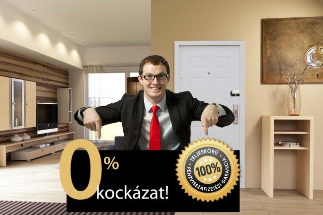 Pénzvisszafizetési garancia!